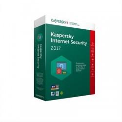 KASPERSKY INTERNET SECURITY 2017 5 LIC. M.DEV